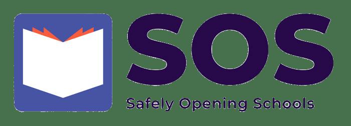 Safely Opening Schools Logo